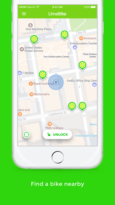 LimeBike - Your Ride Anytime screenshot 1