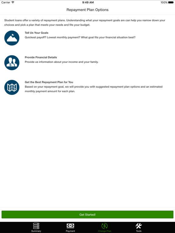 FedLoan Student Loans screenshot 9