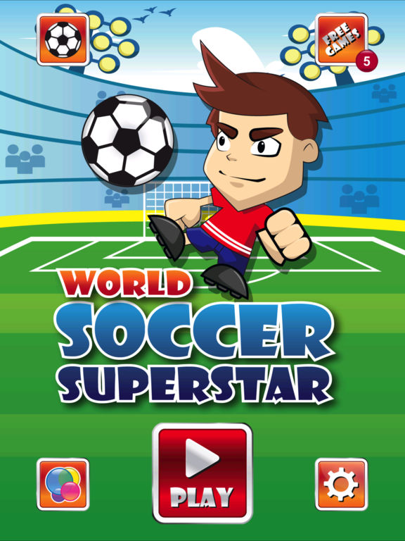 World Soccer Superstar Pro! screenshot 6