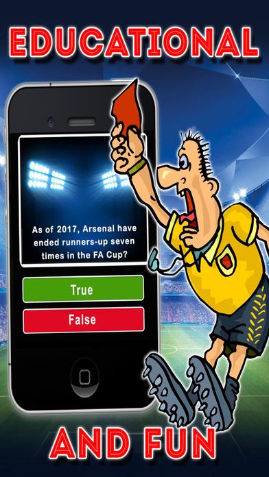 Quiz For Arsenal Football Club - Pro League Trivia App ...