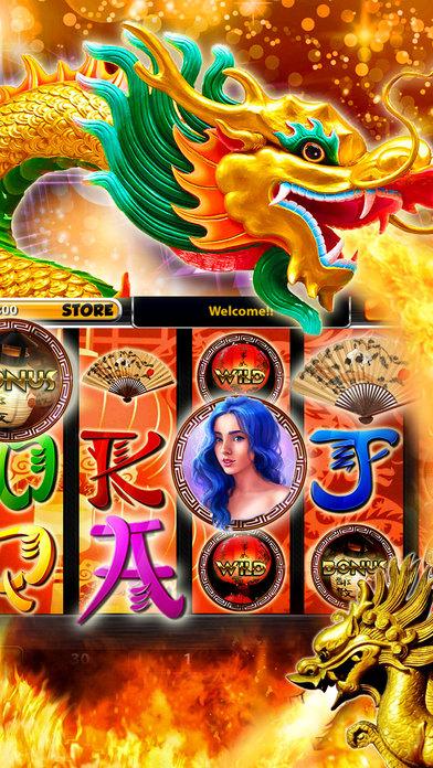 Screenshot 2 Lucky Orient Slots Win International Jackpot Party