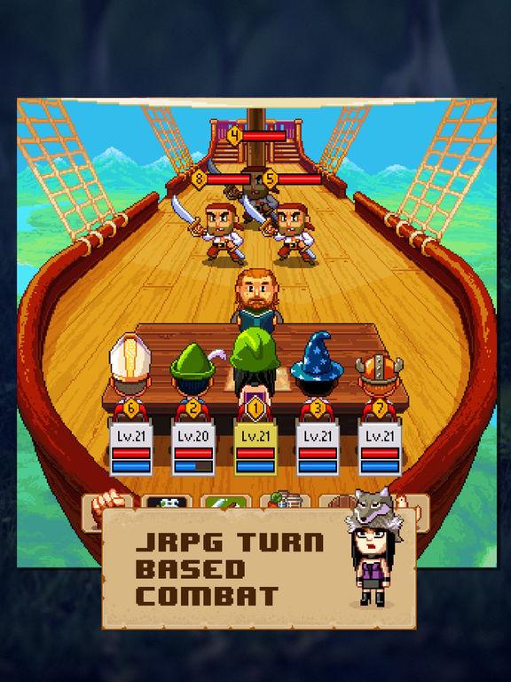 Knights of Pen & Paper 2 Screenshots