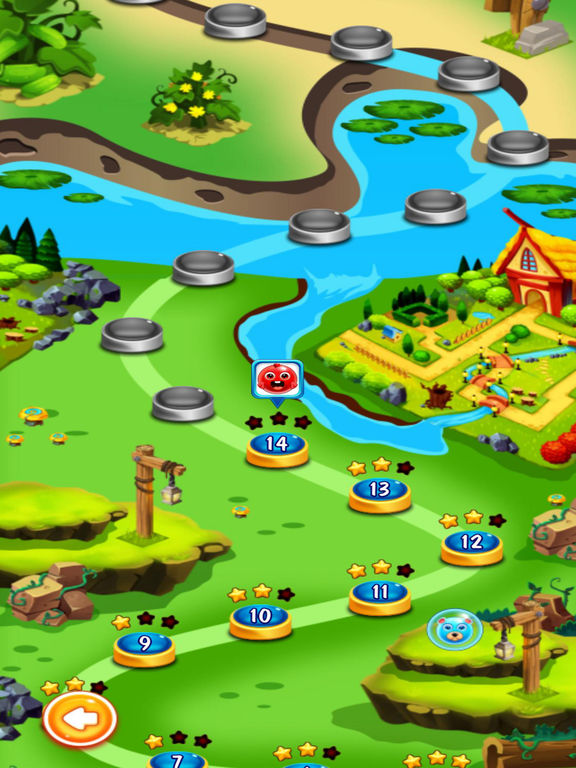 Игра Pet Bubble Shooter 2017 - Puzzle Match Game