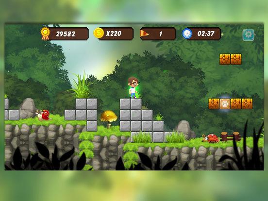 Jungle Boy : Super Platform World screenshot 6