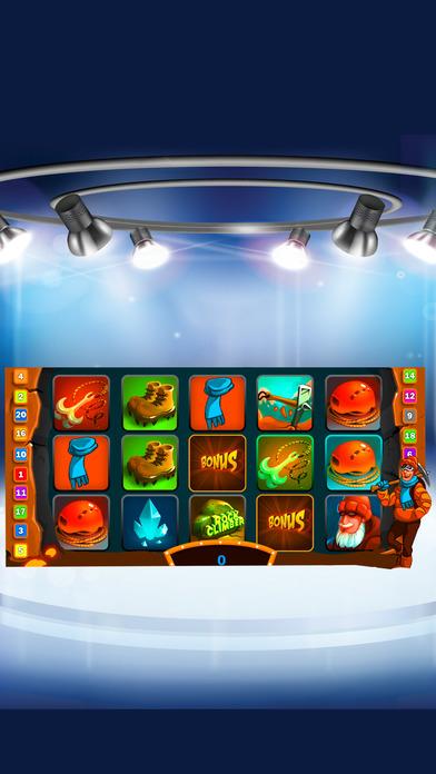 Screenshot 3 Супер Slots машин Казино Богатые Лучший 3 в 1 Игра