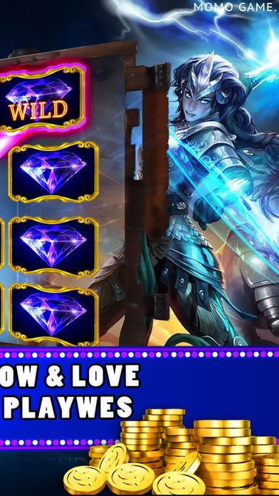 Screenshot 2 Slots — Heroes Legendary Classic Casino