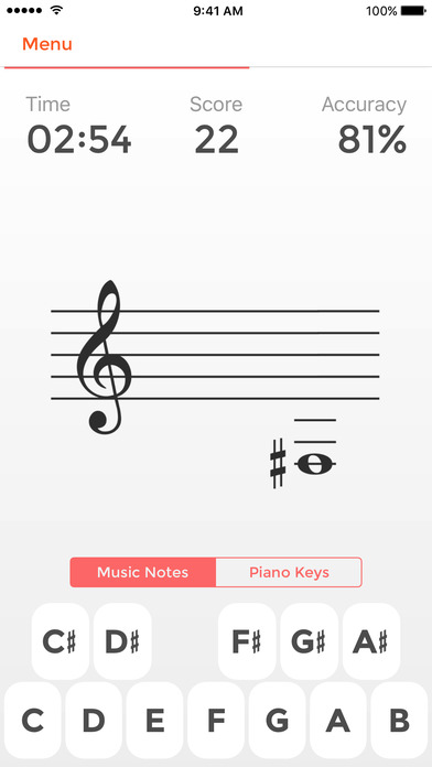 Music Tutor + (Sight-reading Trainer) Screenshots
