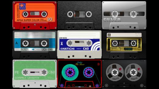 Tape Screenshots