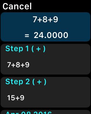 Screenshot #9 for Xmart Calculator Pro