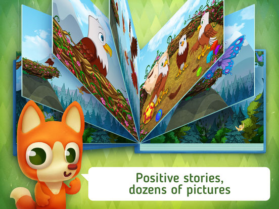 Little Stories. Short bedtime story books for kids Screenshot