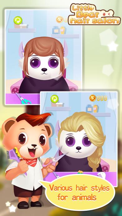 Little Bear Hair Salon screenshot 5