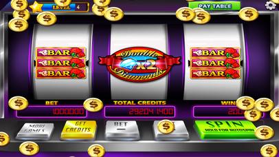 Screenshot 2 Roses & Diamonds Casino — Classic Slots Las Vegas