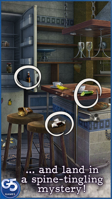 Screenshot #7 for Letters From Nowhere®: A Hidden Object Mystery