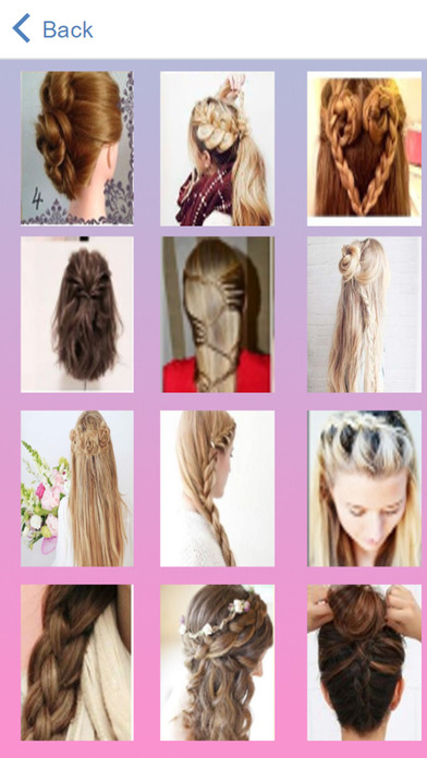 braids hairstyles for long hair wedding hairstyles app download android apk. Black Bedroom Furniture Sets. Home Design Ideas