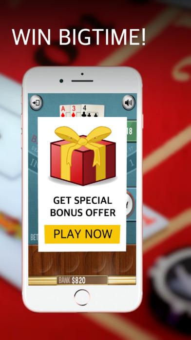 Screenshot 4 Online Blackjack — Best Blackjack App