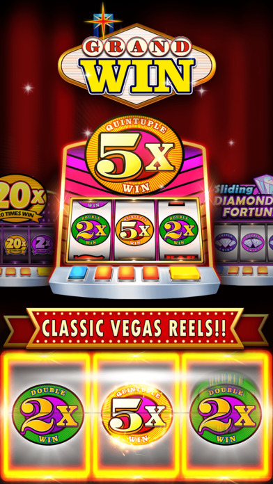 Screenshot 1 Classic Slots: Vegas Grand Win