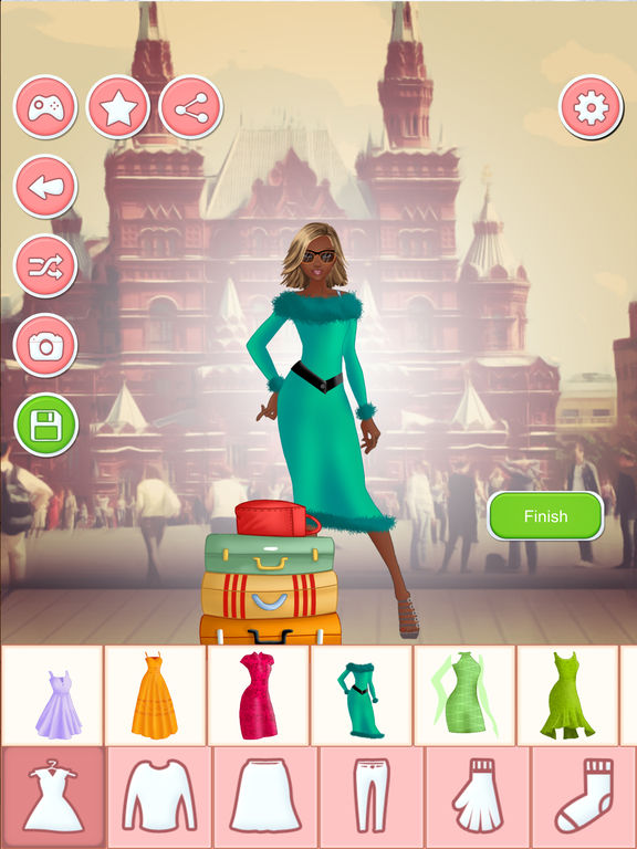 App Shopper Travel Dress Up Games Fashion And Makeover Game Games