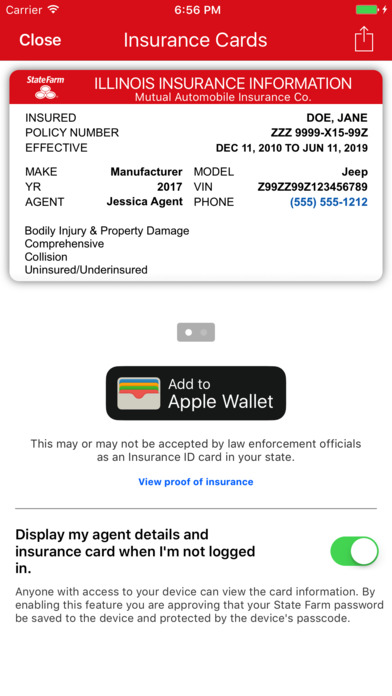 State Farm Pocket Agent® on the App Store