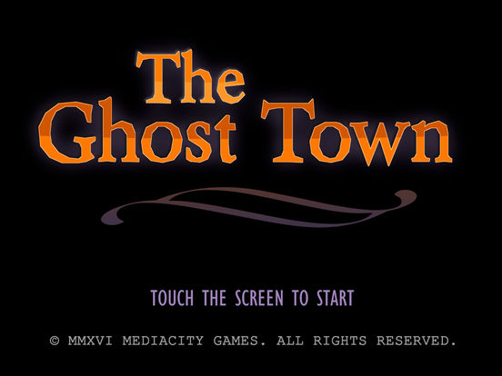 The Ghost Town Adventure Screenshots