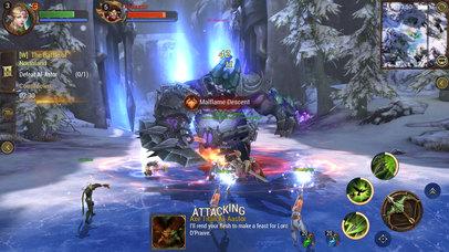Crusaders of Light screenshot 5