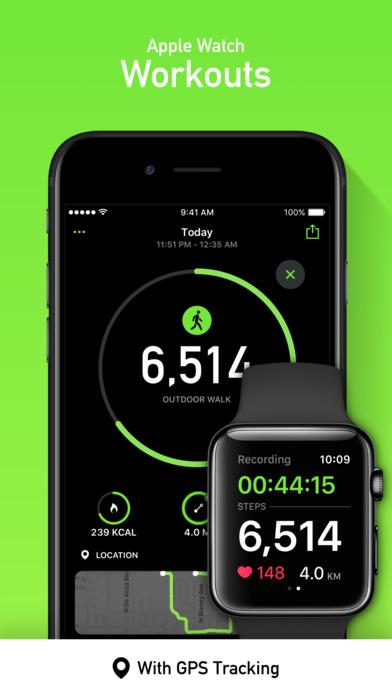 StepsApp Pedometer - Step Counter Activity Tracker screenshot