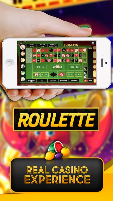 Play roulette online free ipad