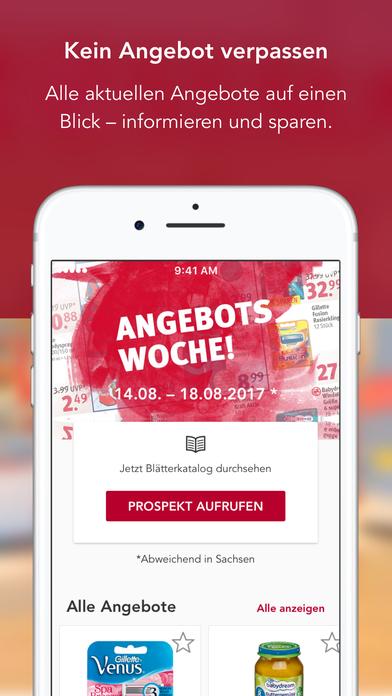 Rossmann coupons app