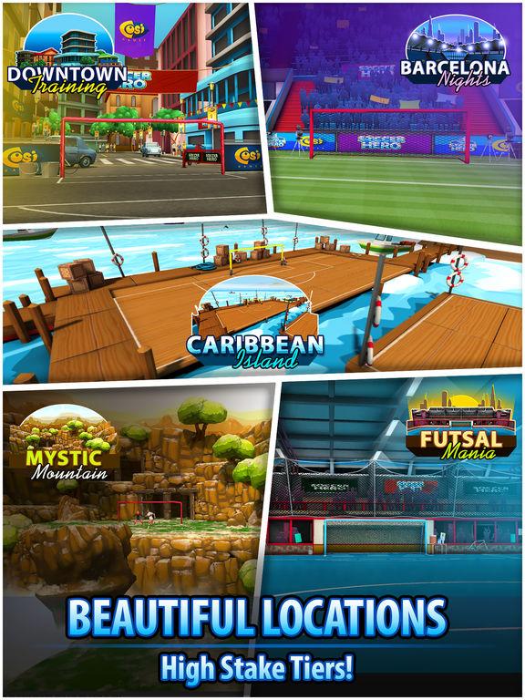 Soccer! Hero screenshot 8