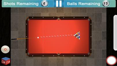Pool 8 Ball Snooker screenshot 1