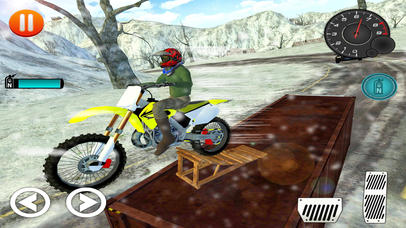 Extreme Offroad Bike Rider Stunts screenshot 5