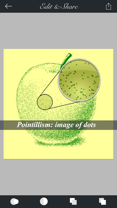 Pointillist Screenshots