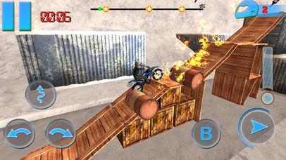Tricky Moto Stunt Top Rider screenshot 1