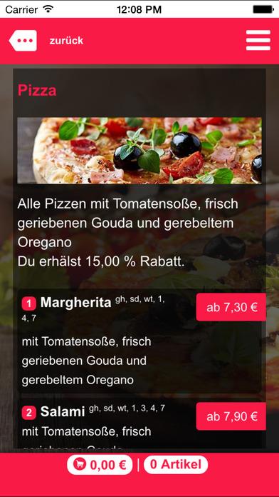 Pizza Pasta Taxi screenshot