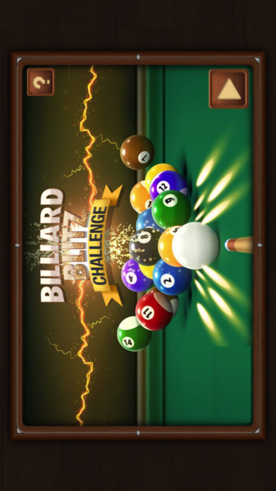 迷人的台球桌 screenshot 3
