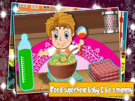Newborn Superhero Life Simulation screenshot 9
