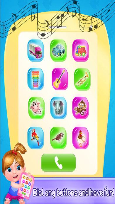 Baby Toys Phone Toddler Fun screenshot 3
