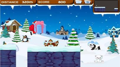 Speed Santa Running screenshot 2