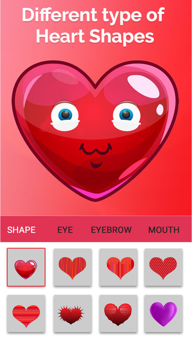 Heart Emoji Maker : New Emojis For chat screenshot 3
