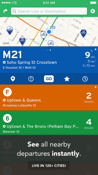 download Transit • Real-Time App for Bus, Subway & Metro apps 2