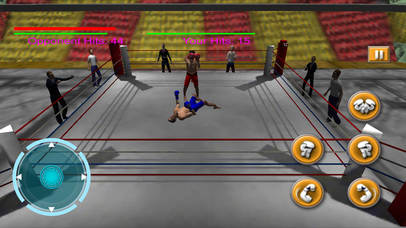 Боксерская революция 2017 3D Punch Boxing Скриншоты3