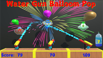 Water Gun Balloon Pop screenshot 4