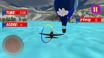 Airplane Flying Simulator screenshot 4