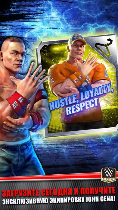 WWE Champions RPG - единоборства Screenshot