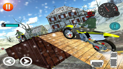 Extreme Offroad Bike Rider Stunts screenshot 1