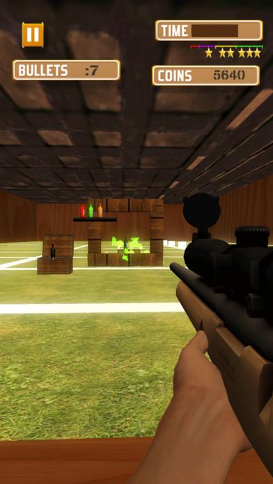 Amazing Bottle King Shooter screenshot 2