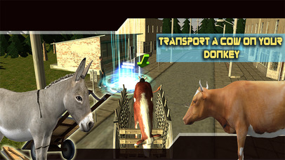 Donkey Cart Driver screenshot 2