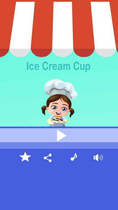 Ice Cream Cup screenshot 1