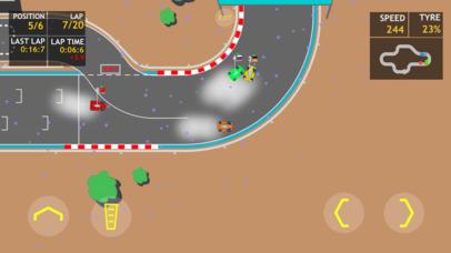 Mini Racer screenshot 1