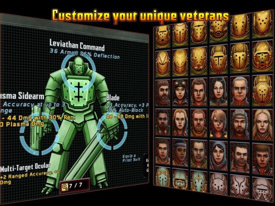 Templar Battleforce RPG Full Game HD screenshot 9