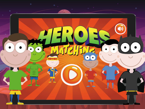 Super Heroes Card Matching screenshot 6